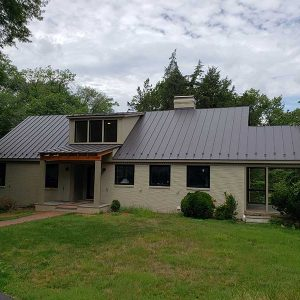 Metal Roof Replacement Services